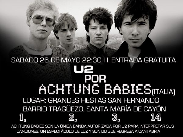 Achtung Babies